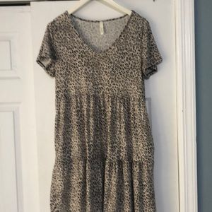 Celeste  swing dress.  Size M. EUC